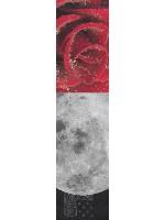 wicca Custom longboard griptape