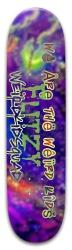 WKS Park Skateboard 8 x 31.775