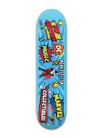Mean Tees Park Complete Skateboard 8 x 31 3/4