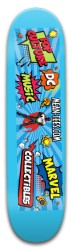 MEAN TEES Park Skateboard 8 x 31.775