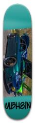 Skateboard 32.25 x 8.125
