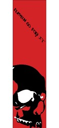 Custom Skateboard Griptape 9x34 in.