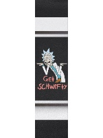 Get Schwifty Custom longboard griptape