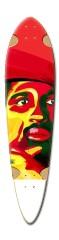 Dart Skateboard Deck v2
