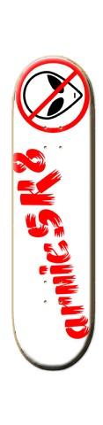 arniesk8 Skateboard 33 x 8.5