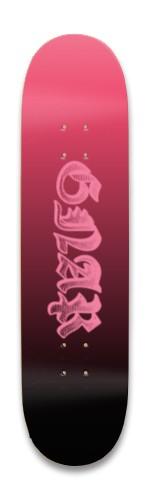 GNAR Park Skateboard 8.25 x 32.463