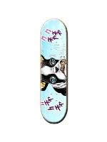 Letsss gooooo Skateboard 33 x 8.5