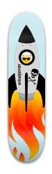 one 007 Park Skateboard 7.88 x 31.495