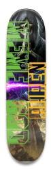 THE meme reaper deck Park Skateboard 8.5 x 32.463