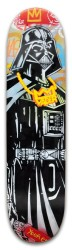 Darth Vader Custom Skateboard Park Skateboard 8 x 31.775