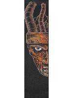 azaface Custom skateboard griptape