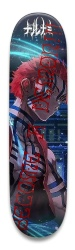 Akaza's Compass Park Skateboard 9 x 34
