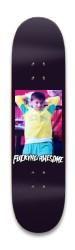 Fking awsome design Park Skateboard 8.25 x 32.463
