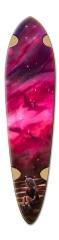 last galaxy Dart Skateboard Deck v2