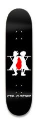 Hunter x Hunter Park Skateboard 8.25 x 32.463