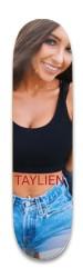 Taylor Alesia Park Skateboard 8.25 x 32.463
