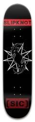 (SIC) Board Skateboard 32.25 x 8.125