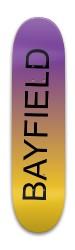 BAYFIELD Park Skateboard 7.88 x 31.495