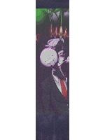 Ranboo Custom longboard griptape