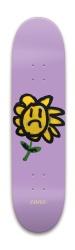Sad sunflower Park Skateboard 7.88 x 31.495
