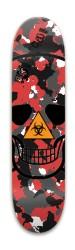 Bio Hazard Park Skateboard 7.88 x 31.495