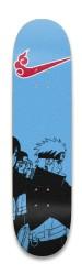 TheKallix 1 Park Skateboard 8.25 x 32.463