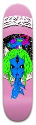 "ESCAPE ""SHHH"" DECK Park Skateboard 8 x 31.775"