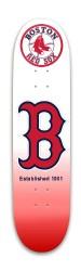 Boston Red Sox Park Skateboard 7.88 x 31.495