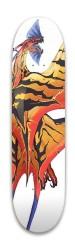 Leonopteryx Park Skateboard 7.88 x 31.495