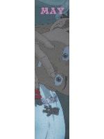 Tetsuo Custom skateboard griptape