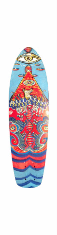 DNA Lilguy Skateboard Deck