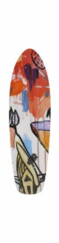 Bloody Mary Lilguy Skateboard Deck