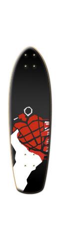 Green Day American Idiot Lilguy Skateboard Deck