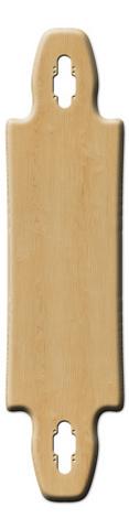 Blank Gnarliest 40 Complete Longboard