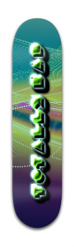 chic skater Banger Park Skateboard 7 3/8 x 31 1/8