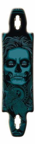 lady death Gnarliest 40 Skateboard Deck