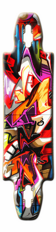 Gnarliest 40 Skateboard Deck
