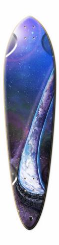Halo Dart Skateboard Deck