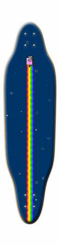 Nyan Sloop Skateboard Deck