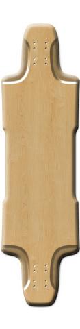 Carerra Skateboard Deck