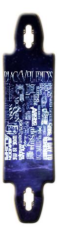 Bands # 2 Gnarliest 40 Skateboard Deck