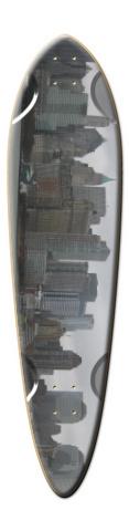 Julie's Dart Skateboard Deck