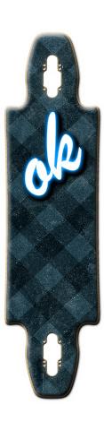 Gnarlier 38 Skateboard Deck