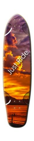 Tallboy Skateboard Deck