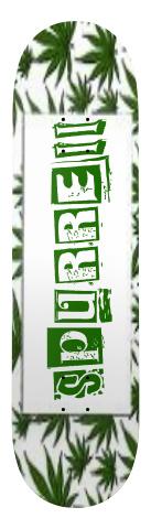 Banger Park Skateboard 7.75 x 31.25