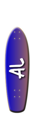 Lilguy Complete Skateboard