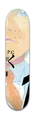 Say Hello to Black Jack Banger Park Skateboard 7 3/8 x 31 1/8