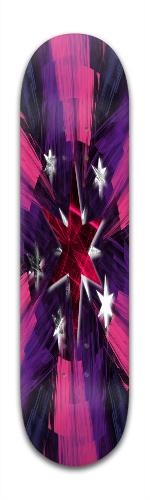 Twilight Sparkle Banger Park Skateboard 8 x 31 3/4