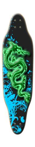 Dragon Board Sloop Skateboard Deck
