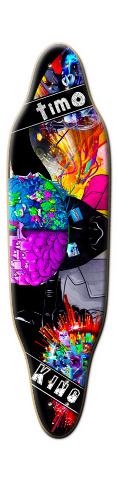 Timo Sloop Skateboard Deck